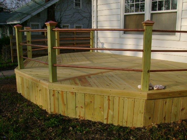 Swenson Deck