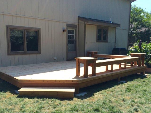 Lowery Deck