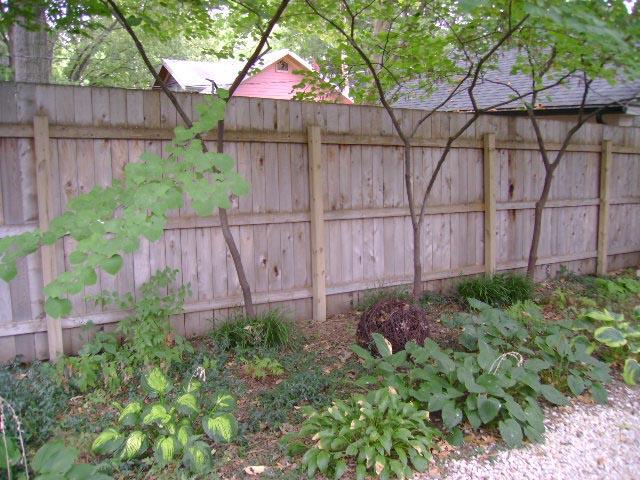 Krug Fence