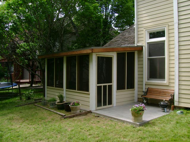Hatcher Screen Porch