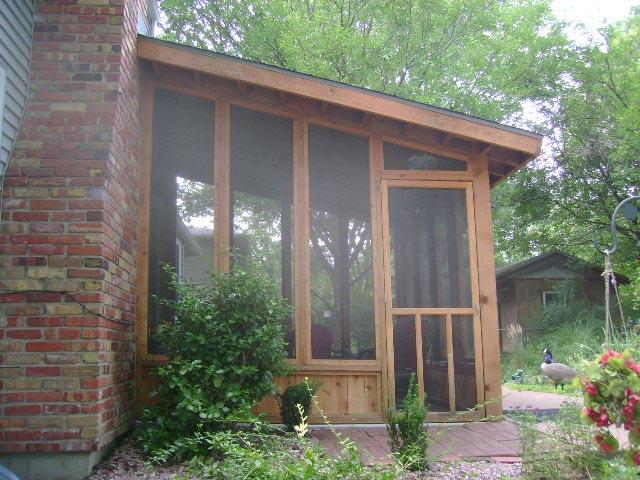 Clodfelter Porch