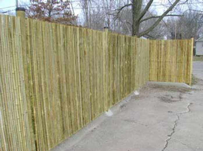 Cottins Fence
