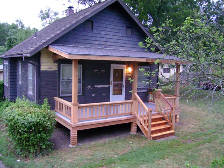Clepper Porch